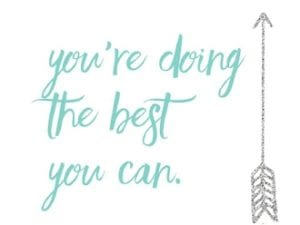 Climb the ladder, Do the best you can